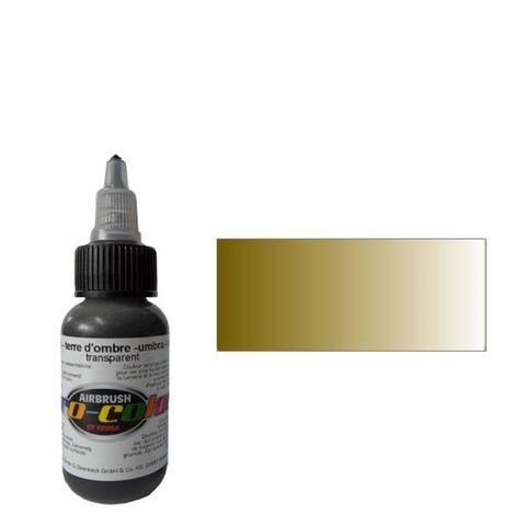 64078 Краска для аэрографии Pro-Color Umbra (УМБРА) 30мл. прозрачный