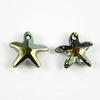 6721 Подвеска Сваровски Морская Звезда Crystal Tabac (16 мм) ()
