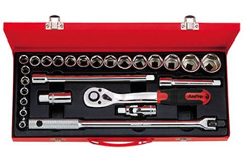 Набор инструмента AmPro (26 предметов) T45412