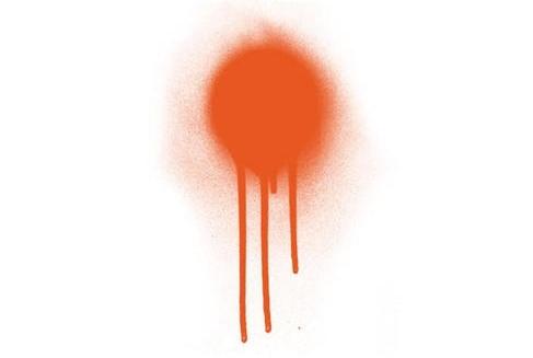 008 Краска Game Air Огненно-красный (Orange Fire) укрывистый, 17мл