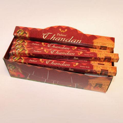 Благовония Sarathi Chandan Чандан (8 шт)