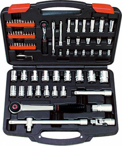 Набор инструмента AmPro (80 предметов) T45480