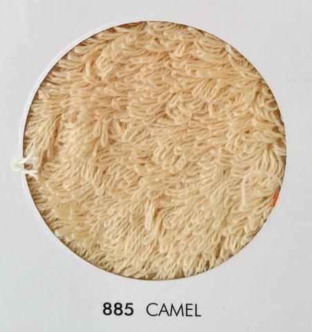 Элитный коврик для ванной Must 885 Camel от Abyss & Habidecor