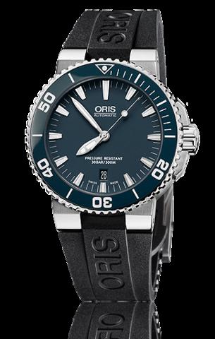 Купить Наручные часы Oris Aquis Date 01 733 7653 4155 по доступной цене