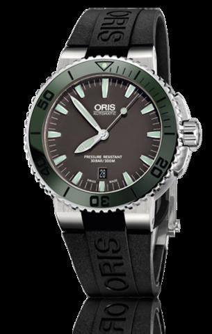 Купить Наручные часы Oris Aquis Date 01 733 7653 4157 по доступной цене