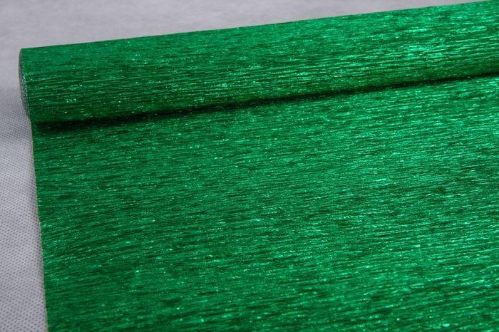 Бумага гофрированная металлик 180 г/м 50*250 см.
