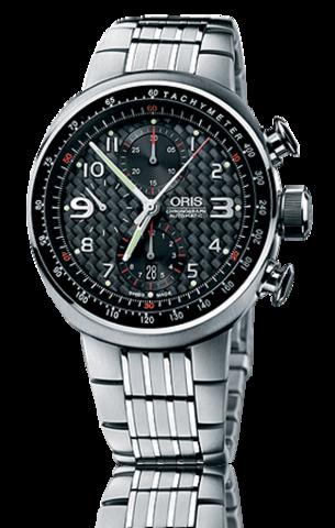 Купить Наручные часы Оris TT3 Chronograph 01 674 7587 7264 по доступной цене