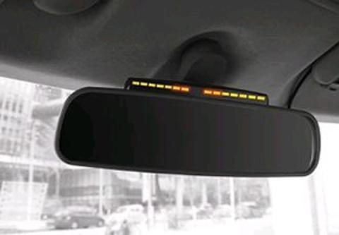 Парктроник (парковочный радар) ParkMaster с индикатором 32 на 8 датчиков