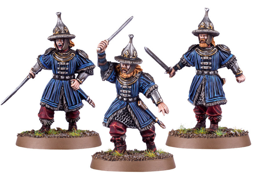 Lake-town Guard Swordsmen