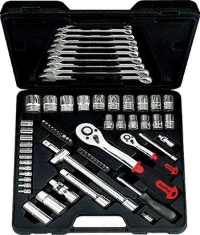 Набор инструмента AmPro (70 предметов) T45462