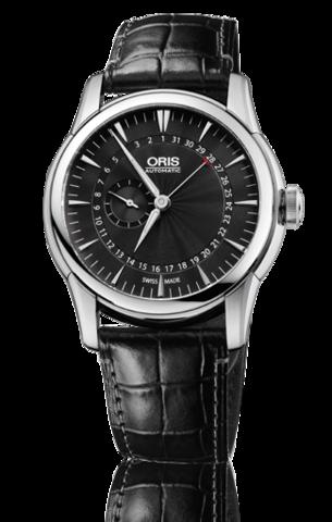 Купить Наручные часы Oris Artelier Small Second 01 744 7665 4054 по доступной цене