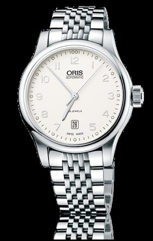 Купить Наручные часы Oris Classic Date 01 733 7594 4091 по доступной цене