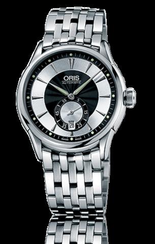 Купить Наручные часы Oris Artelier Date 01 623 7582 4054 по доступной цене
