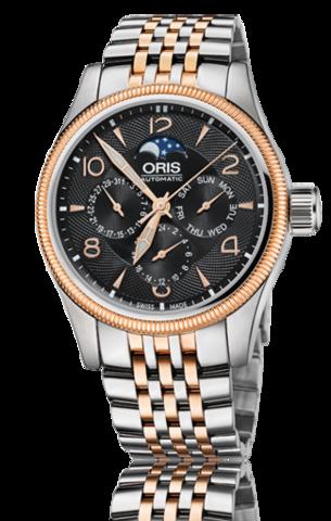 Купить Наручные часы Oris Big Crown Complicaton 01 582 7678 4364 по доступной цене