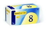Иглы Новофайн 8мм (NovoFine, 100 штук)