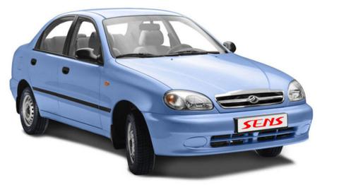 Гарант Консул 53001.R для ZAZ SENS /2007-/ М5 R-вперед