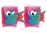 Надувные нарукавники для детей Рыбки Friendly Fish Armbands