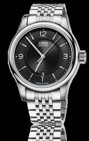 Купить Наручные часы Oris Classic Date 01 733 7594 4034 по доступной цене