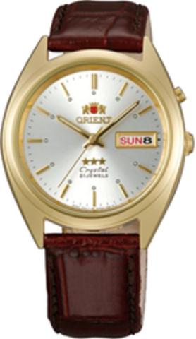Купить Наручные часы Orient FEM0401XW9 Three Star по доступной цене