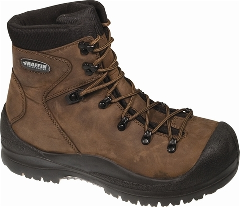 Ботинки Peak Men Brown (Baffin)