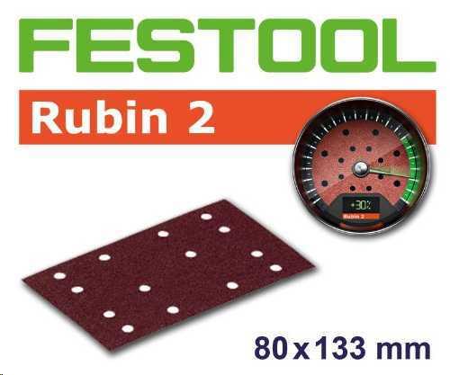 Материал шлифовальный STF-80x133/14-P80 RU2/50 Festool 499048
