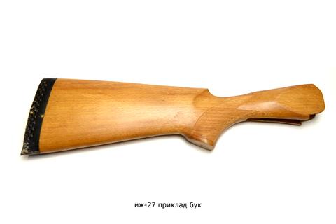 иж-27 приклад бук