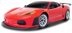 Радиоуправляемая машина MJX Ferrari F430 GT (1:20) (код: 8108)