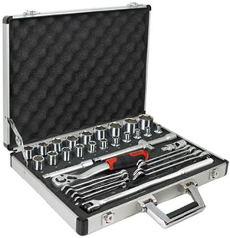 Набор инструмента AmPro (34 предмета) T45912