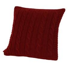 Подушка декоративная 40x40 Casual Avenue Boston красная