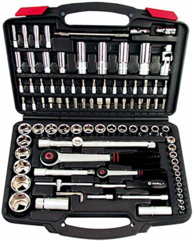 Набор инструмента AmPro (94 предмета) T45486