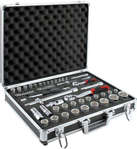 Набор инструмента AmPro (67 предметов) T45916
