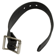 Кожаные трусики harness унисекс со штырьком