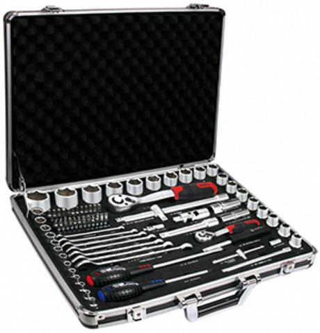 Набор инструмента AmPro (77 предметов) T45917