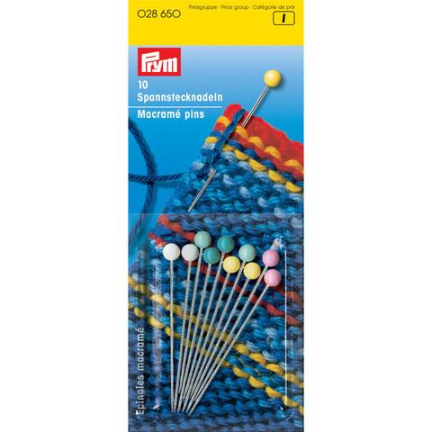 Булавки для макраме PRYM 028650