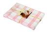Плед детский 75х100 Luxberry Lux 519 розовый