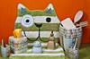 Стакан для зубной пасты детский Meow от Creative Bath
