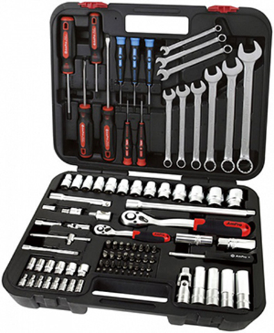 Набор инструмента AmPro (98 предметов) T45487