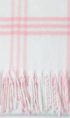 Элитный плед детский Lux 519 розовый от Luxberry