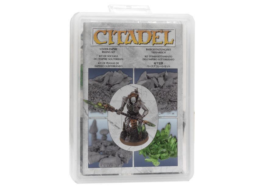 Citadel Under-Empire Basing Kit