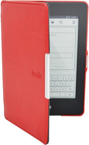 Чехол Hard Case Magnetic Cover для Amazon Kindle Paperwhite Red Красный