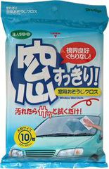 Влажные салфетки для стекол автомобиля PRESTIGE МО-1