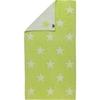 Полотенце 50x100 Cawo Big Stars 524 лимонное