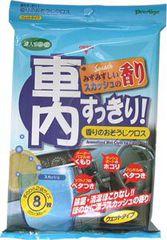 Влажные салфетки для ухода за пластиком PRESTIGE КО-3