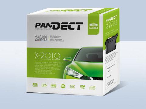 Автомобильная сигнализация Pandect X-2010