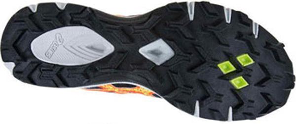 Мужские кроссовки внедорожники Asics Gel-Fuji Fell Racer (T326N 9007) фото
