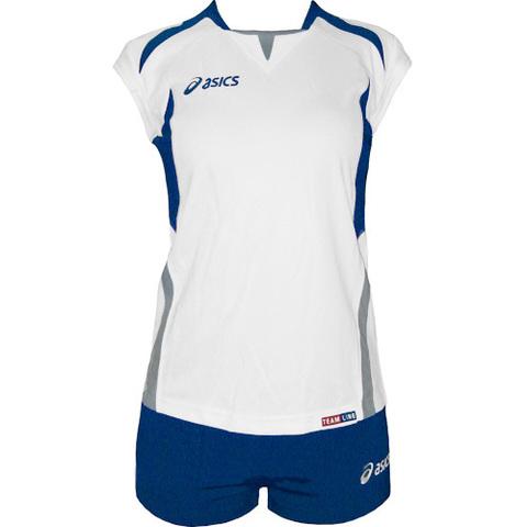 Форма волейбольная Asics Set Olympic White Жен