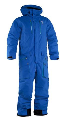Мужской горнолыжный комбинезон 8848 Altitude Monster Blue (784433)
