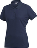 Рубашка-поло женская Craft Pique темно-синяя