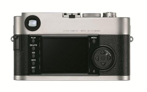 Leica M-Monochrom Body Silver