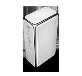 LOGITECH Cube Silver